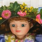 Marie Osmond Mothers Day Greeting Card Fine Porcelain Doll Limited Edition