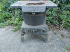 short Acme Potbelly? Stove - Cast Iron - Wood Burning-gas  hunting cabin