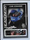 2015 Cup Chase Carl Edwards Melting Headliners # 1 1 Card 66
