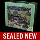 Charles Wysocki - Watermelon Farms - 1000 Seasonal Splendor Puzzle -*Sealed New*