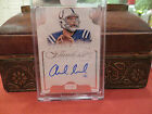 Panini Flawless Autograph Colts Auto Andrew Luck 17 25 2014