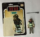 Kenner Star Wars ROTJ Nikto 100 Conplete With File Card 1983