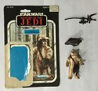Kenner Star Wars ROTJ Logray 100 Complete With File Card 1983