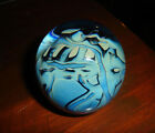 Eickholt Paperweight, Vintage 1989, Mint Condition