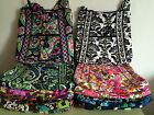 NWT New Vera Bradley Large Hipster Messenger Crossbody bag Multi-color to choose
