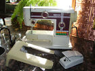 Necchi Model 523 Sewing Machine with Foot Pedal