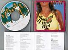 BON JOVI Slippery When Wet JAPAN PICTURE CD w/AXIA PINUP+PS+INSERT 32PD-1001