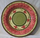 Fleuron Romancing Provence Dinner Plates Gabriella and Sophia