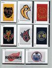 13-14 OPC O-Pee-Chee Team Logo Patch # 116 Edmonton Oilers 1996-97 to 2010-11