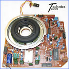 TECHNICS SL 1200 1210 TURNTABLE MAIN BOARD PCB WITH MOTOR A+ FULLY TESTED MK2