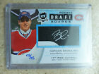 11-12 UD The Cup Auto RC Rookie Daftboards Draft Boards LARS ELLER 25
