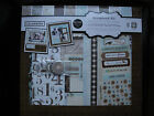 FAMILY LOVE 12X12 Scrapbooking Kit and ALBUM with stickers die cuts paper NEW