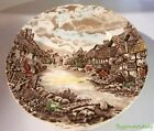 Olde English Countryside Johnson Bros Bread Butter Plates Set of 7
