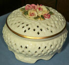 Fabulous Porcelain Potpourri / Keepsake Box