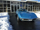 Chevrolet  Corvette Stingray 1971 chevrolet corvette stingray