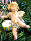 FONTANINI SIMONETTI 1990 DEP ITALY 797 ANGEL CHERUB CHRISTMAS NATIVITY ORNAMENT