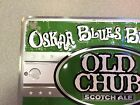 Oskar Blues Brewing Old Chub Scotch Ale Sign Liquor Store Issued
