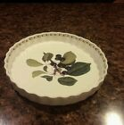 Rosina Queens HOOKER'S FRUIT (MADE IN INDIA) Round Flan Dish 10453081