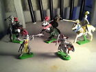 1971 - Britains LTD Deetail War Toy Soldiers & Horses - 5 pieces!