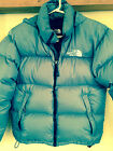 The North Face Goose Down 700 Series Puffer Jacket Silver Women's Large