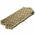 GOLD 520 Drive Chain 120 Links With O Ring Masterlink For Dirt Bike 520x120 New