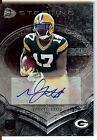 2014 Bowman Sterling Davante Adams Packers Autograph Rookie Card
