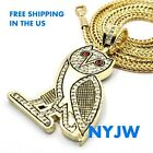 NEW OVOXO OWN DRAKE TAKE CARE OVO OWL LIL WAYNE G PENDANT W 36