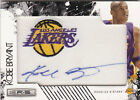 KOBE BRYANT 2009 R&S ON CARD PATCH AUTO #'D 199