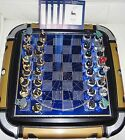 Franklin Mint Star Trek The Next Generation Chess Set PRISTINE COND.