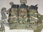 Drop leg panel subload multicam MOLLE Navy SEAL DEVGRU LBT MLCS Costa Ludas IFAK
