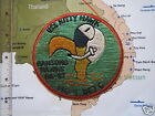 RARE PATCH , USS KITTY HAWK , HANKS 66-67 , HC-1 VIETNAM WAR NICE PATCH