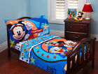 Mickey Mouse Capitan Mickey 4-piece Toddler Bedding Set  Last one!