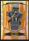 DEON BUTLER 2009 BOWMAN STERLING ROOKIE RC GOLD REFRACTOR JERSEY # 25 PENN ST