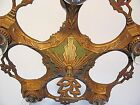 BEAUTIFUL! c 1930 Antique LASALLE Five Light Fixture Chandelier - RESTORED!