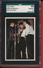 1964 Topps #18A The Beatles Diary SGC 88 NM MT