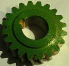 John Deere AM123350 worm gear 826D 724D snowblower snowthrower Bronze gear