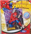 Marvel Spider Sense Spiderman Puzzle Jigsaw 100 Pieces New Kids Easter Gift