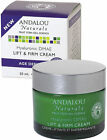 Andalou Naturals Age-Defying Hyaluronic DMAE Lift and Firm Cream, 1.7 Ounce