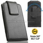 NEW Leather Holster Pouch Case Holster Belt Clip For apple iPhone 6 Plus 5.5 6+