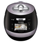 CUCKOO CRP-AHSL1010FV Electric IH Pressure Rice Cooker 10 Cups Voice - KOR , CHN