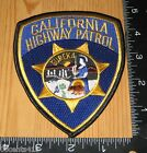 California Highway Patrol Police Department Cloth Patch Only