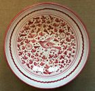 Deruta pottery-12inch Bowl With Arabesco Pattern.Made/painted by hand-Italy