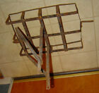 TEENS RARE BASKET WITH DROP STAND antique bicycle vintage Miami Schwinn Ranger
