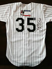 CHICAGO WHITE SOX FRANK THOMAS AUTOGRAPHED SIGNED AUTHENTIC MLB JERSEY PSADNA