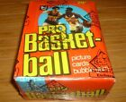 1978-79 TOPPS BASKETBALL UNOPENED WAX PACK BOX,(BBCE SEALED AND AUTH),HIGH GRADE