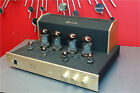 JoLida JD502B Stereo Integrated Tube Amplifier Amp 60+60 WattsONE OWNER