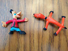 Vintage Bendable Poseable Dogs Hong Kong '60s