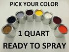 Pick Your Color Ready to Spray 1 Quart of Paint for Chevy GMC Pontiac Buick Cad