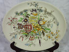 Johnson Brothers WINDSOR WARE GARDEN BOUQUET Large PLATTER 16