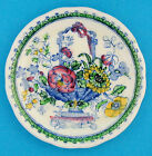 Vintage Mason's Ironstone China Butter Pat Strathmore Pattern C4792 1940's